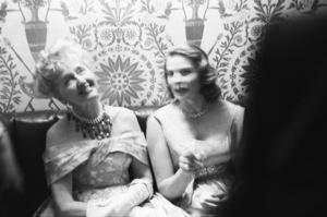 """Ingrid Bergman Party""Hedda Hopper, Ingrid Bergman1959 © 1978 Lou Jacobs Jr. - Image 0726_1077"