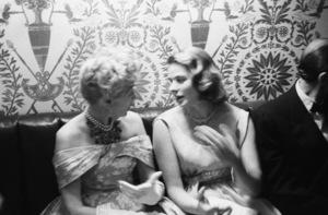 """Ingrid Bergman Party""Hedda Hopper, Ingrid Bergman1959 © 1978 Lou Jacobs Jr. - Image 0726_1078"