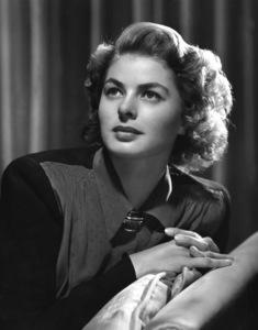 Ingrid Bergmancirca 1942** I.V. - Image 0726_1079