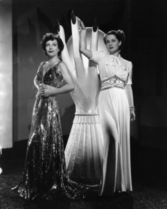 Joan Crawford and Norma Shearercirca 1945 - Image 0728_0028
