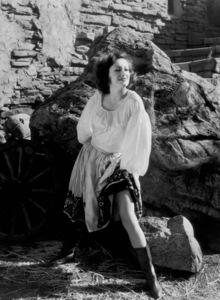 Joan CrawfordFilm Set/MGMDream Of Love (1928)Photo by George Hurrell0018850 - Image 0728_0030