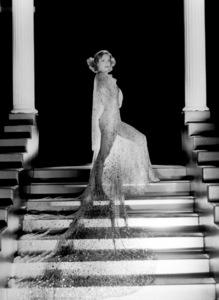Joan CrawfordFilm Set/MGMDancing Lady (1933)Photo by George Hurrell0023926 - Image 0728_0427