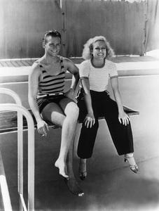 Joan Crawford and Douglas Fairbanks Jr.circa 1930** R.C. - Image 0728_1300