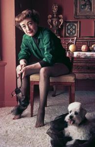 Joan Crawfordcirca 1954 © 1978 Sanford Roth / A.M.P.A.S. - Image 0728_2151