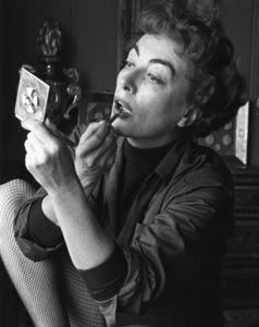 Joan Crawfordcirca 1954 © 1978 Sanford Roth / A.M.P.A.S. - Image 0728_2157