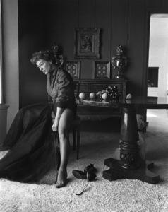 Joan Crawfordcirca 1954 © 1978 Sanford Roth / A.M.P.A.S. - Image 0728_2158