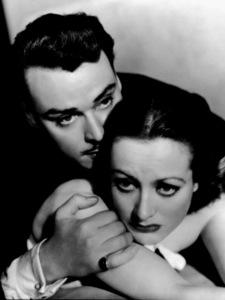 Nils Asther, Joan CrawfordFilm Set/MGMLetty Lynton (1932)Photo by George Hurrell0023132 - Image 0728_8291