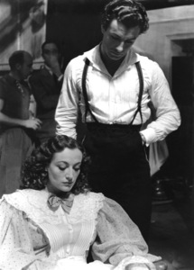 """Joan Crawford with Robert Taylor""""The Georgeous Hussy""""MGM 1936**I.V. - Image 0728_8317"""