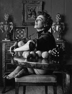 Joan Crawford at homecirca 1950s © 1978 Sanford Roth / AMPAS - Image 0728_8333