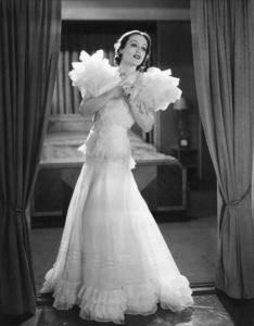 "Joan Crawford in ""Letty Lynton"" 1932** I.V. - Image 0728_8346"