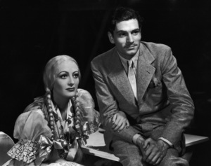 Joan Crawford and Laurence Olivier1933** I.V. - Image 0728_8365