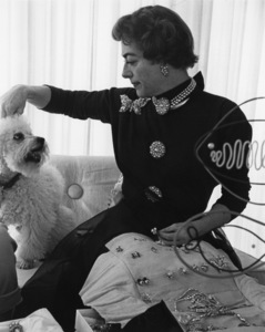 Joan Crawford at homecirca 1954© 1978 Sanford Roth / A.M.P.A.S. - Image 0728_8367