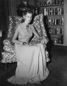 Lauren BacallC. 1947 - Image 0730_0075