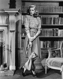 Lauren BacallC. 1947 - Image 0730_0085