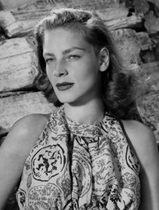 Lauren Bacallcirca 1942 - Image 0730_0090