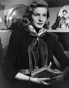 Lauren Bacallcirca 1940s - Image 0730_0098