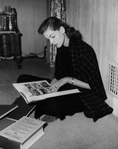 Lauren Bacallcirca 1940s - Image 0730_0108