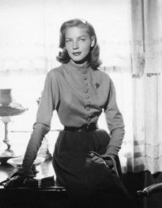 Lauren Bacallcirca 1940s - Image 0730_0110