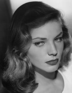 Lauren Bacallcirca 1944Photo by Bert Six - Image 0730_0166