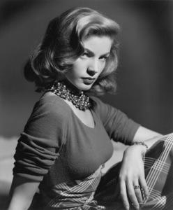 Lauren Bacallcirca 1946 - Image 0730_0173