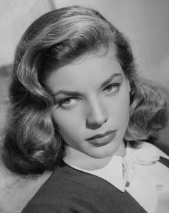 Lauren Bacallcirca 1945 - Image 0730_0177