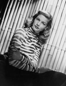 Lauren Bacall1945Photo by Bert Six - Image 0730_0182