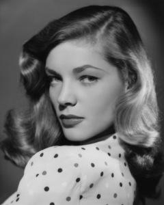 Lauren Bacallcirca 1944Photo by Bert Six - Image 0730_0183