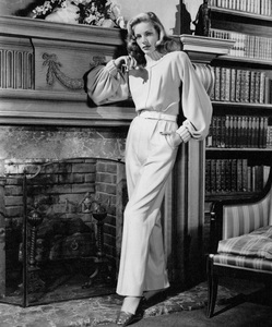 """Lauren Bacallpublicity photo for """"To Have and Have Not""""1947 - Image 0730_0232"""