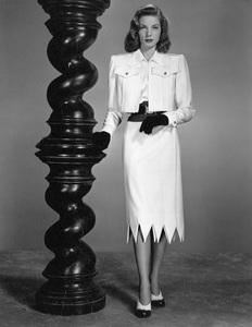 Lauren BacallC. 1947 - Image 0730_0234