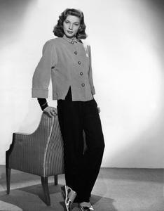 "Lauren Bacallpublicity photo for ""Dark Passage""1947Photo by Bert Six - Image 0730_0238"