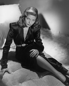 "Lauren Bacall publicity still for ""To Have and Have Not""1944 - Image 0730_0247"