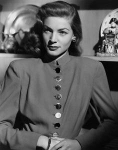 Lauren Bacallcirca 1940s - Image 0730_0251