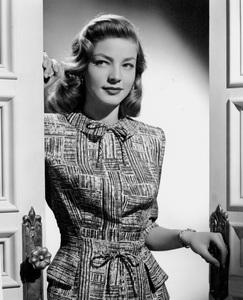 Lauren BacallC. 1944 - Image 0730_0266