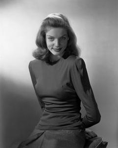 Lauren BacallC.1945 © 1978 Paul Hesse - Image 0730_0501