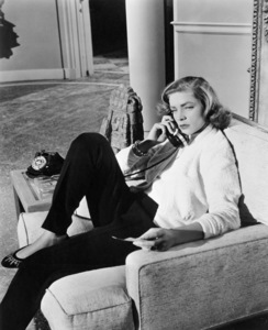 """Lauren Bacall in """"How to Marry a Millionaire""""1953 20th Century-Fox** B.D.M. - Image 0730_0558"""