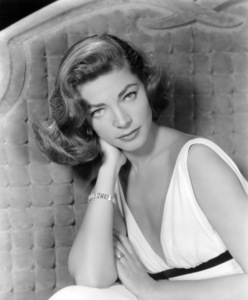 """Lauren Bacall in """"Written on the Wind""""1956 Universal** B.D.M. - Image 0730_0560"""