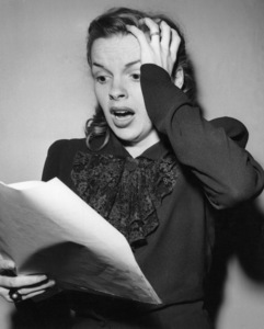 Judy Garland (Suspense Radio)circa 1947© 1978 David Sutton - Image 0733_0010