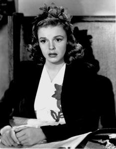 Judy GarlandFilm SetBabes On Broadway (1941)0034485 - Image 0733_0218