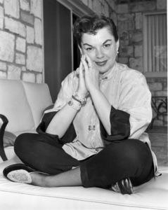 Judy Garlandc. 1958 © 1978 Bernie Abramson - Image 0733_0300