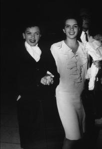 Judy Garland, Liza Minnellic. 1964Photo by Gabi Rona - Image 0733_2009