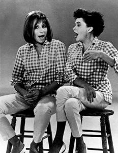 Barbra Streisand, Judy GarlandJudy Garland Show (c. 1963)**R.C. - Image 0733_2088