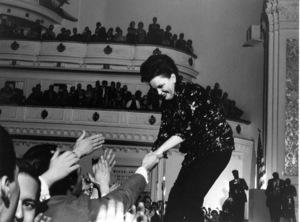 Judy GarlandAt Carnegie Hall, 1961**R.C. - Image 0733_2099