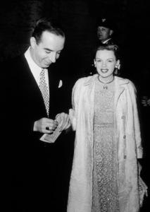 Vincente Minnelli and Judy Garland.c. 1946.**I.V. - Image 0733_2117