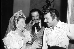 "Judy Garland, Walter Slezak, andGene Kelly in ""The Pirate.""1948/MGM**I.V. - Image 0733_2122"