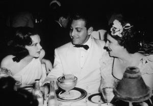 Judy Garland with David Rose and mother Ethel Gummcirca 1940s**I.V. - Image 0733_2123