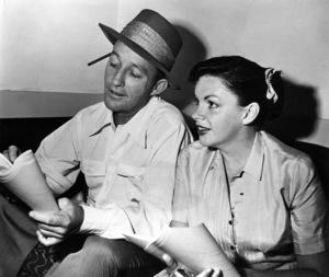 Bing Crosby, Judy Garlandc. 1954**R.C. - Image 0733_2130