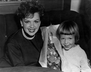 Judy Garland with son Joeyc. 1962**R.C. - Image 0733_2133