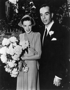 Judy Garland with husband Vincente Minnelli1945**R.C. - Image 0733_2141