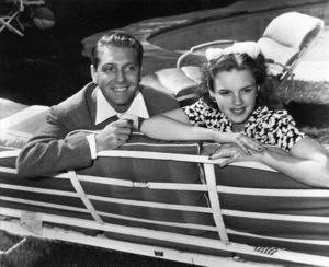 Judy Garland with husband David Rosec. 1941**R.C. - Image 0733_2150