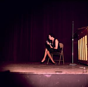 Judy Garlandc. 1958 © 1978 Bernie Abramson - Image 0733_2163